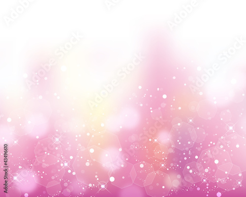 Obraz pink shines background - fototapety do salonu