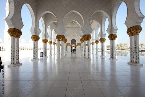 Photo  Moschee in Abu Dhabi