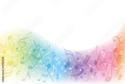 Fotomural  音楽