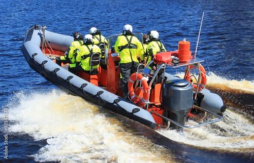 Fotografie, Obraz Sea rescue