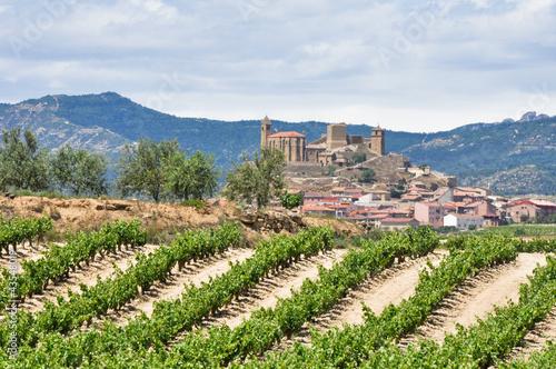 San Vicente de la Sonsierra, La Rioja (Spain)