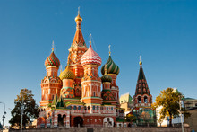 St. Basil Cathedral, Red Squar...