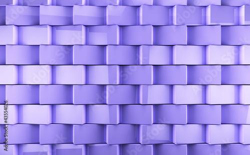 fondo abstracto de cubos en tono purpura