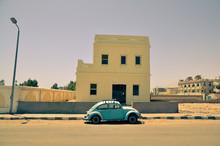 Classic Volkswagen Beetle Car