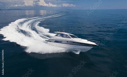 Fotomural  boat