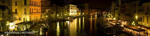 Venedig (Blick von der Rialtobrücke)