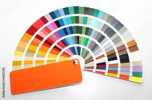 Paleta kolorów, RAL