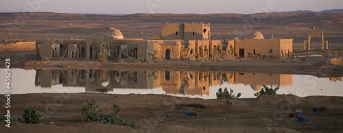 Fotoposter Marokko Merzouga