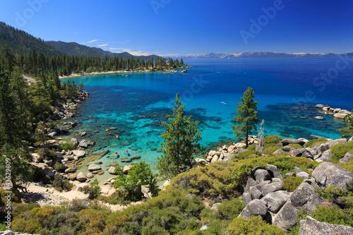 Lake Tahoe Canvas-taulu