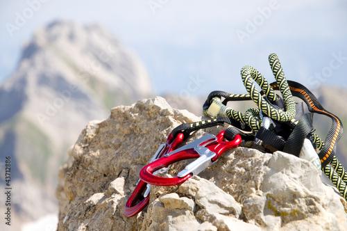 Kletterausrüstung Kaufen : Kletterausrüstung u2013 kaufen sie dieses foto und finden ähnliche