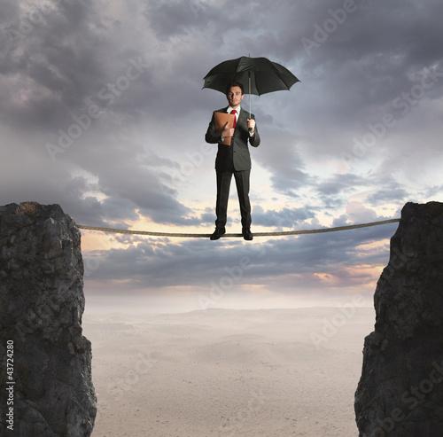 Fotografie, Obraz  Insurance concept