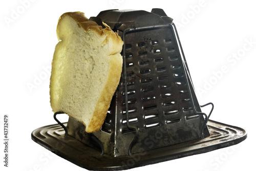 Vintage Bread Toaster