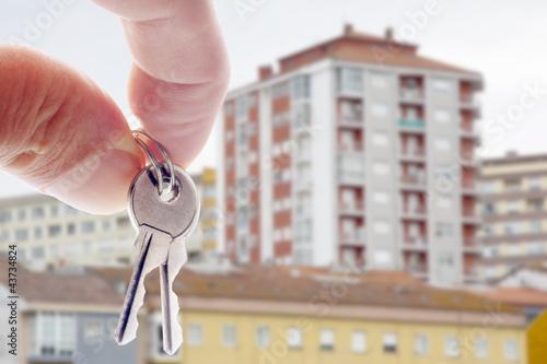 Photo comprar casa, concepto