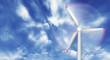 Erneuerbare Energien *** Windkraftanlage