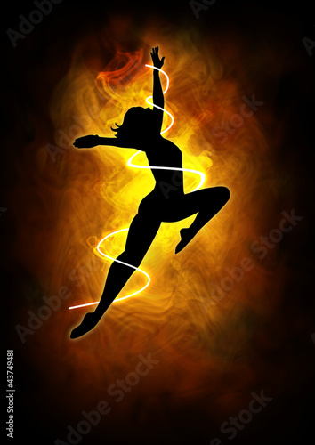 tanczaca-postac-sylwetki-sylwetki-kobieta