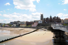 Seafront At Cromer, North Norf...