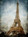 Fototapeta Wieża Eiffla - Paris