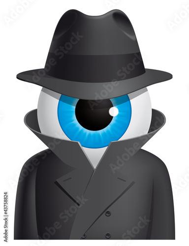 Fotografía  Eyeball spy