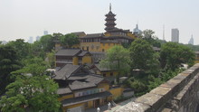 The Jiming Temple, Nanjing, Ch...