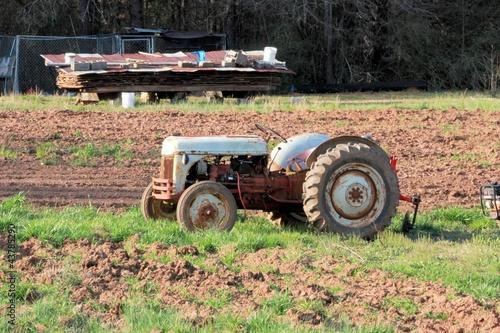 фотография  tractor