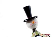 Bonhomme De Neige Noël Nouvel An