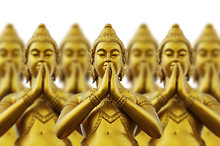 Thai Style Statue