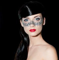Panel Szklany Do salonu kosmetycznego Makeup & Fashion