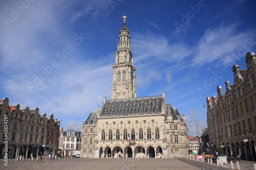 Photo Arras le beffroi et la Grand place