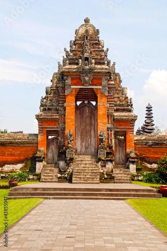 Foto op Canvas Zuid Afrika Taman Ayun Temple (Bali, Indonesia)