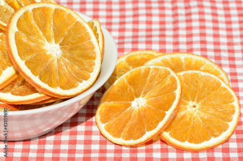 Photo Stands Slices of fruit Apfelsine