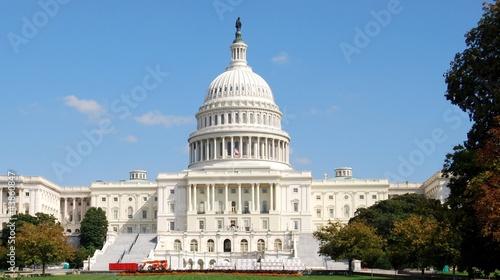 Ingelijste posters Centraal-Amerika Landen Washington DC Capitol , USA