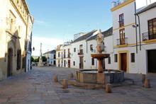 Plaza Del Potro En Córdoba - España