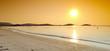 canvas print picture Corse, plage de Saint Cyprien