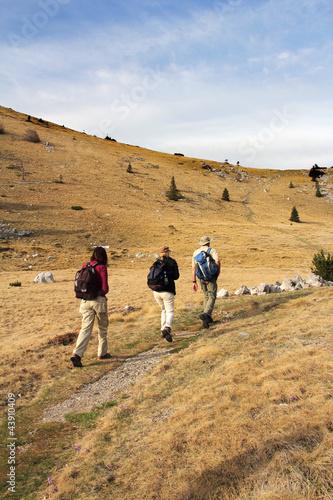Fotografie, Obraz  Velebit trekking3