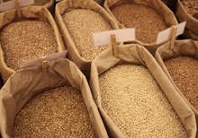 Markt Mit Bio-Produkten