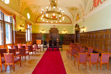 Empty Civil Wedding House In Gdansk, Poland
