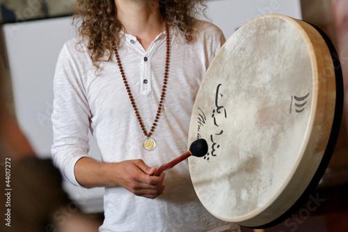 Fotografie, Obraz  musica etnica