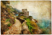 Pictorial Italy - Artistic Picture
