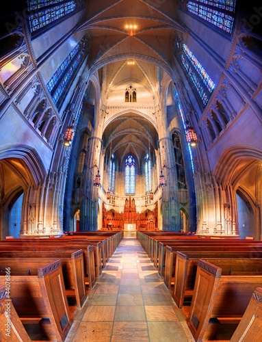 Heinz Chapel in Pittsburgh, Pennsylvania Wallpaper Mural