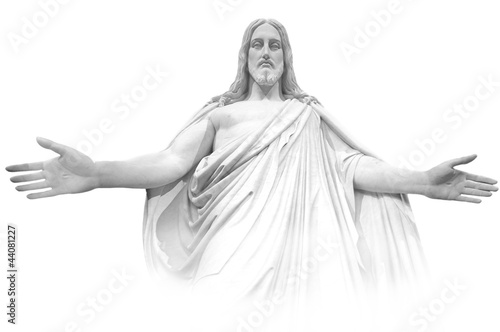 Fotografie, Obraz  Jesus and Light