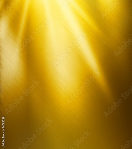 Beautiful polished gold texture Wallpaper Mural