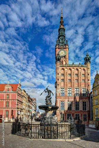 obraz PCV Gdańsk-Hall-1
