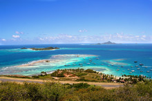 Union Island, Saint Vincent And The Grenadines, The Caribbean