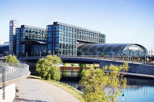 Keuken foto achterwand Berlijn Hauptbahnhof Berlin