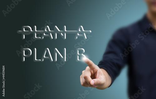 Business plan Wallpaper Mural