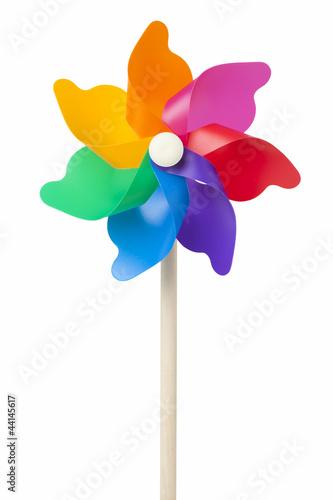 Fotografia, Obraz Color windmill