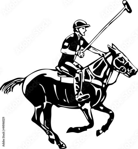kon-polo-i-zawodnik