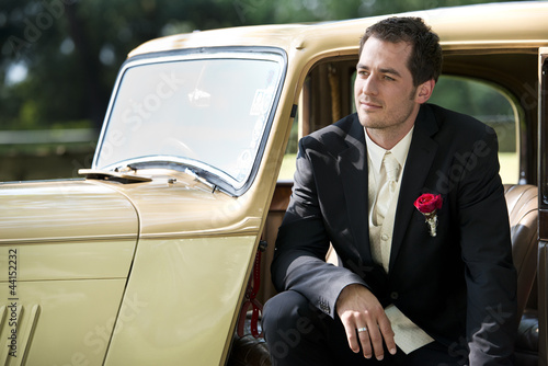 Hochzeit Auto Buy This Stock Photo And Explore Similar Images At