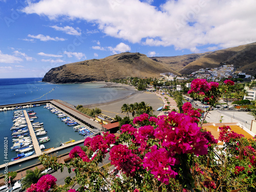 Printed kitchen splashbacks Canary Islands San Sebastian de la Gomera, Canary Islands, Spain