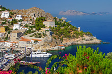 Travel In Greece Series - Hydra Island